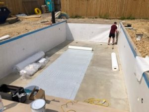 Rockhopper Pools - New Swimming Pool Build