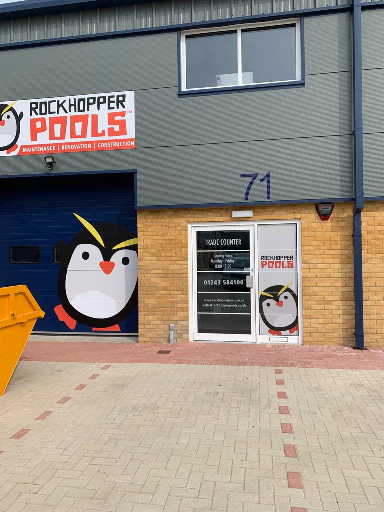Rockhopper Pools - Swimming Pool Services
