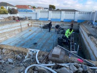 Rockhopper Pools - Swimming Pool Renovation - Aldwick Bay Estate